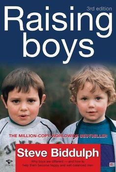 one of the best books on understanding boys and their basic physiology -- plus the impact of hormones on their development.  Not Christian based in worldview.