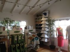 New store opening at #seaportvillge. @Cariloha, bamboo friendly products. Details on the blog: bit.ly/1tirbaE