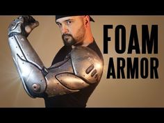 Cable Cosplay Bionic Arm tutorial...in EVA FOAM! - YouTube