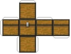 Ossorio Papercraft: Recortable de minecraft cubo cofre - Mine Minecraft World Minecraft Crafts, Minecraft Images, Easy Minecraft Houses, Creeper Minecraft, Minecraft Designs, Minecraft Pixel Art, Minecraft Skins, Minecraft Buildings, Minecraft World
