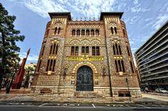 Edificio de Correos y Telégrafos. Modernismo. Castellón de La Plana cerrajerosencastellon.es