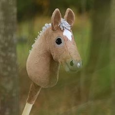 Stick Horses, Hobby Horse, American Girl, Squad, Dragons, Crafts, Diy, Animals, Instagram