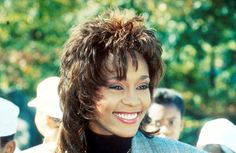 Whitney Houston Hair Police Over The Years Beverly Hills, Whitney Houston Pictures, Preachers Wife, Black Celebrities, Ex Husbands, Beautiful Voice, Mariah Carey, Her Music, American Singers