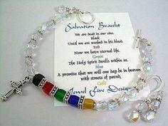 Salvation Bracelet - Christian Jewelry: