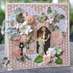 Wedding Card *Graphic 45* - Scrapbook.com