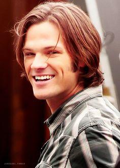 Jared Padalecki aka Sam Winchester.