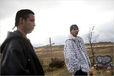 Gang violence an issue for Pine Ridge Reservation