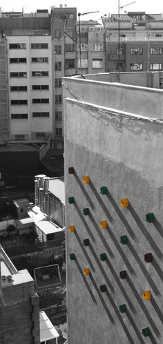urban nests | dom arquitectura project, 2012  Wow! Must check out blog and how encouraging this is for real