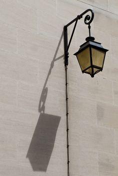 Le Marais, Lantern, rue de Braque, Paris III