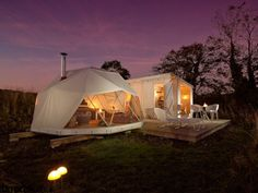 Camping Pods Cornwall with Ekopod Glamping in Cornwall