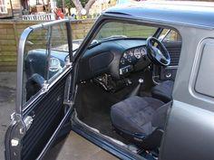 Classic Mini, Custom Interior.