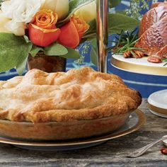 Our Favorite Cranberry Recipes: Apple, Pear, and Cranberry Pie