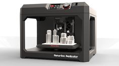 Our Fifth Generation Replicator has connectivity, accessibility, and a revolutionary swappable Smart Extruder. Shop MakerBot for all your 3D printing needs.