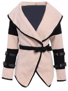 GET $50 NOW | Join RoseGal: Get YOUR $50 NOW!http://www.rosegal.com/coats/stylish-turn-down-collar-color-117900.html?seid=7849858rg117900
