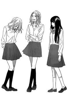 Image via We Heart It #anime #kiminitodoke