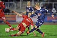 Junglas und Müller feiern beim Sieg gegen Hannover ihr Comeback +++  2:1 – Arminia düpiert Frontzeck