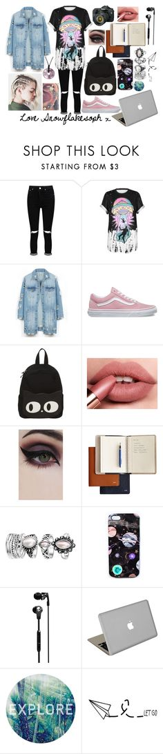"""So call me in the London Lights"" by snowflakesoph ❤ liked on Polyvore featuring Boohoo, WithChic, LE3NO, Vans, Concrete Minerals, Mark & Graham, Nikki Strange, Skullcandy and Valentine Goods"