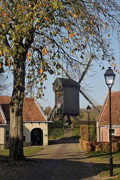 ♥ Fort Bourtange, Groningen.