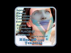 Hilos Tensores - 3D LIFTING ® - CLINICAS VICARIO