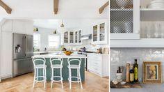 Una cocina llena de luz y estilo