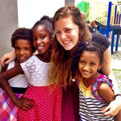 """One of the most impactful things I learned on this trip was that I don't have to stop making a difference in the world now that I am back in the US."" ‪#‎DominicanRepublic‬"