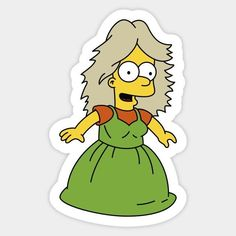 Simpsons Characters, Simpsons Art, Emoji Stickers, Tumblr Stickers, Disfraces Stranger Things, Drawing Flames, Art Hoe Aesthetic, Homemade Stickers, Aesthetic Stickers