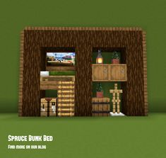 Simple Minecraft Builds, Minecraft Small House, Minecraft Mansion, Minecraft Cottage, Easy Minecraft Houses, Minecraft House Tutorials, Minecraft Room, Minecraft House Designs, Minecraft Decorations