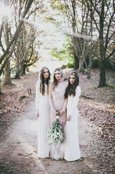Glamorous, Budget-Savvy and Bohemian Wedding in South Africa: Jean & Brett · Rock n Roll Bride White Bridesmaid Dresses, Brides And Bridesmaids, Wedding Dresses, Bridesmaid Ideas, Wedding Tips, Dream Wedding, Budget Wedding, Wedding Shoot, Spring Wedding