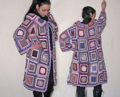 Granny Cardigan Coat