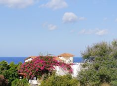 View from Bali Bakery, Crete 2015