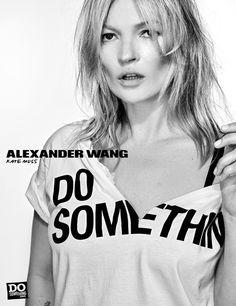 Kate Moss pour Alexander Wang x DoSomething dans l œil de Steven Klein 14