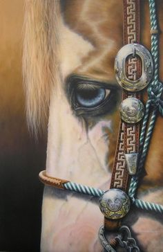 Horse Paintings Reminds me of Rumba, a friends horse.