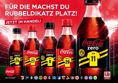 So viel Fan warst du noch nie!: Die Coca-Cola Kampagne zur Bundesliga-Saison - http://ift.tt/2cqWRcy