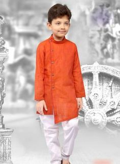 Online collection of ethnic kurta payjama, sherwani and other indian dresses for your boys. We also customize and make to order sherwani and kurta for boys. Kids Indian Wear, Kids Ethnic Wear, Kids Kurta Pajama, Boys Kurta Design, Kids Wear Boys, Kurta Style, Baby Boy Dress, Mens Kurta Designs, Boys Clothes Style