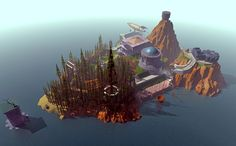 "Why the most frightening video games aren't horror games ""A Picture of MYST Island. A video game by Designers: Robyn Miller, Rand Miller. MYST was released on September 24th, 1993 of the MYST Trilogy. I wish they would re-make the Trilogy to be resold on PS4, Xbox One & for the PC"" The last mainstream horror series to really take off in the video game world was a game called Dead Space. Dead Space was kind of like Alien but with cults..."