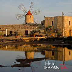 Magical Trapani Magical Sicily  www.hoteltrapaniin.it Hotel Trapani In #hotel #trapani #sicily #saline #salt #marsala