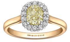 Yellow Diamond Rings, Engagement Rings, Jewelry, Enagement Rings, Wedding Rings, Jewlery, Jewerly, Schmuck, Jewels