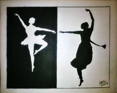 Ballet meets Bharathanatyam | Light and Shade - Learn to dance at BalletForAdults.com!