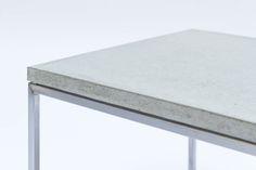 Concrete table by Labor117