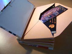 handmadebooks - envelope book