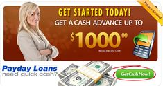 The payday lenders in our network require that you are at least 18 years of age, maintain a regular source of income, and have a direct deposit system set up with your local bank. If you meet the loan qualifications of the lender, you may be on your way to getting the cash you need - get started with us today!!