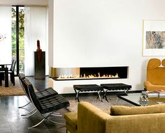 Minimalist-Contemporary-Living-Room-Design-with-Fireplace-870
