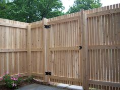 wooden fence gates designs | How to Build a Wood Fence Gate | Black Belt Review