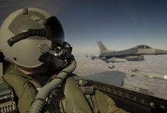 military aircraft. And pilot