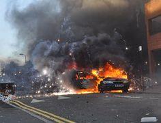 London Riots--