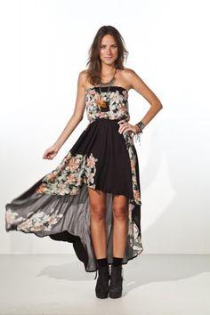 flowy dress - love this