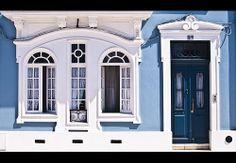 Beautiful casement style windows.