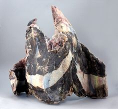 Ewen Henderson (British, 1934-2000), A large folded Form, circa 1995 - Contemporary Ceramics - 4 - 10 March 2010  - Auction Atrium