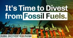 Divest from future of potentially catastrophic climate change! — This May, join people around the world to move our money in the right direction. Columbia U, Ocean Acidification, Ozone Layer, Climate Change Effects, Climate Action, Sustainable Development, Global Warming, Worlds Of Fun, People Around The World