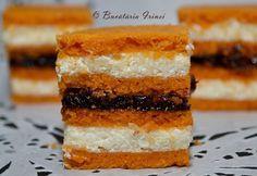 Broth and cream cake meal ~ Irina kitchen . Romanian Food, Cream Cake, Other Recipes, Cornbread, Vanilla Cake, Cheesecake, Mad, Good Food, Baking